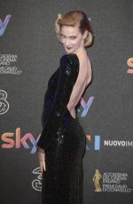 EVA RICCOBONO at David Di Donatello Awards in Rome 03/27/2017