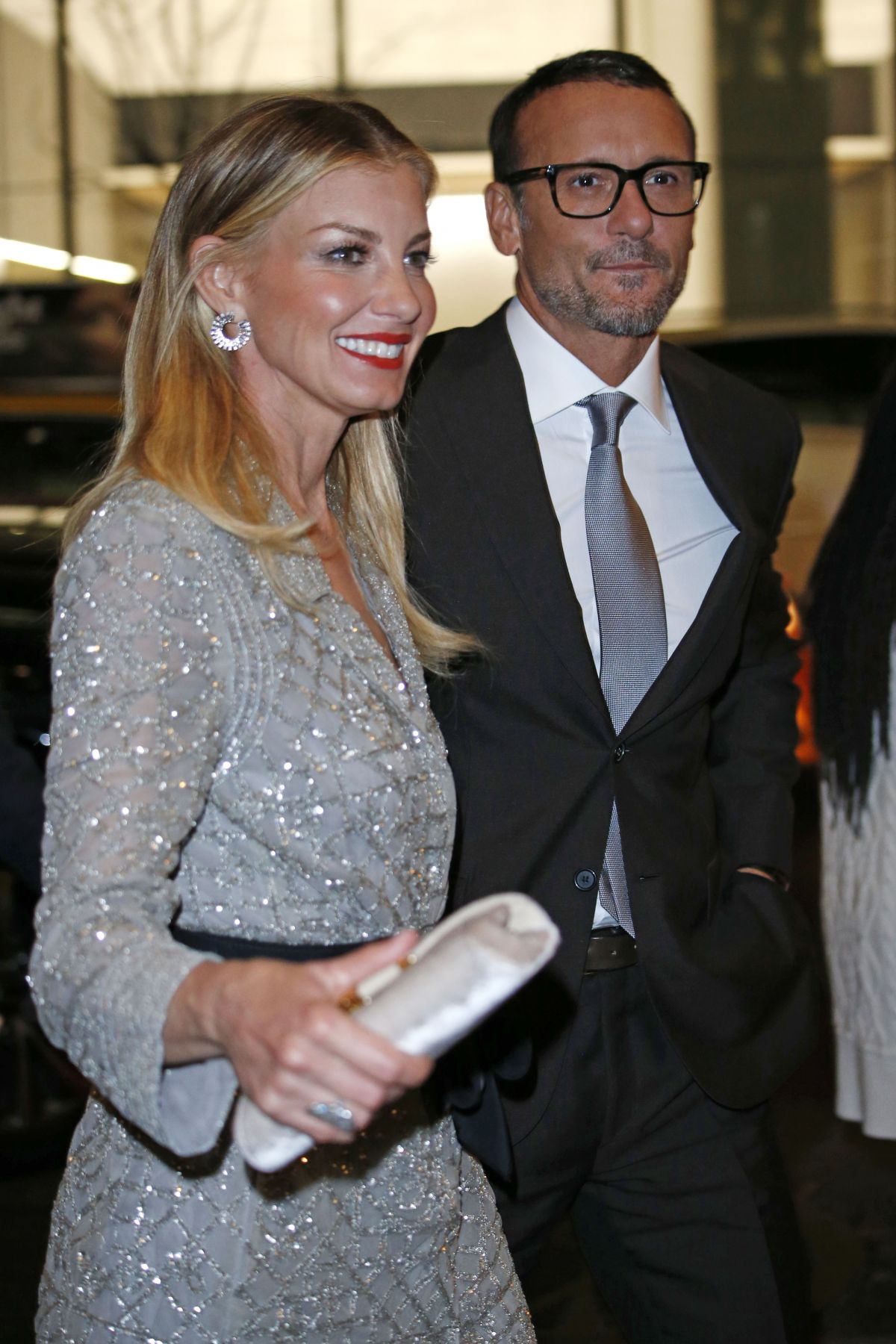 FAITH HILL Arrives