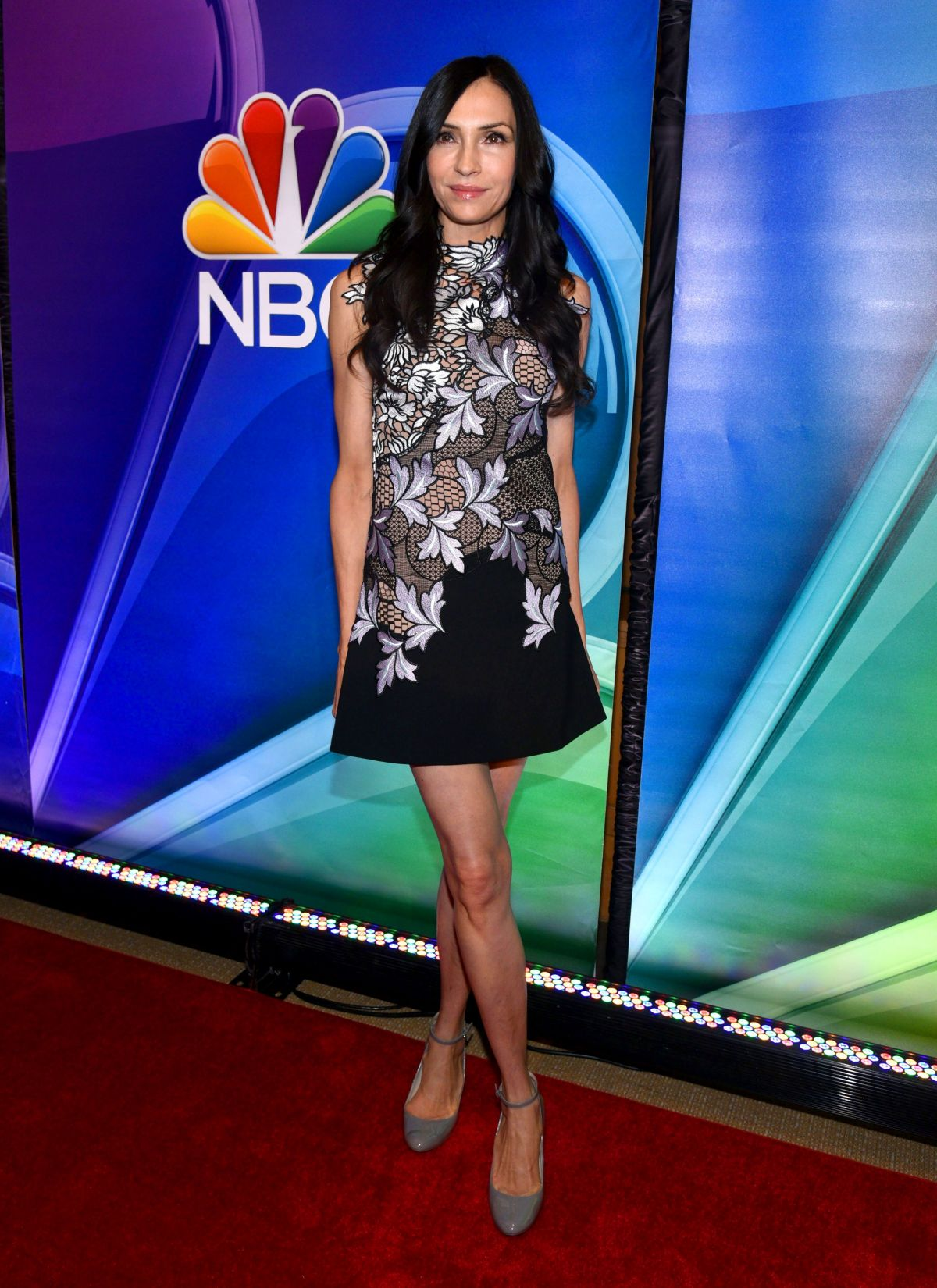 FAMKE JANSSEN at NBC Mid-season Press Day in New York 03 ...