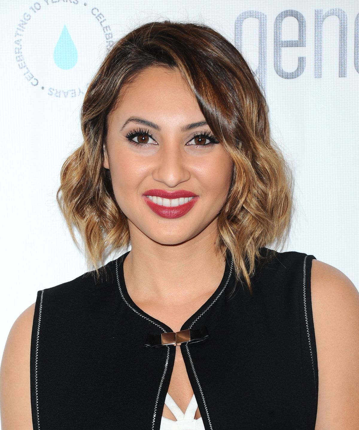 FRANCIA RAISA at Fundraiser for World Water Day in Beverly ...