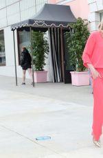 FRAUKE LUDOWIG at Sunset Plaza in Los Angeles 02/26/2017