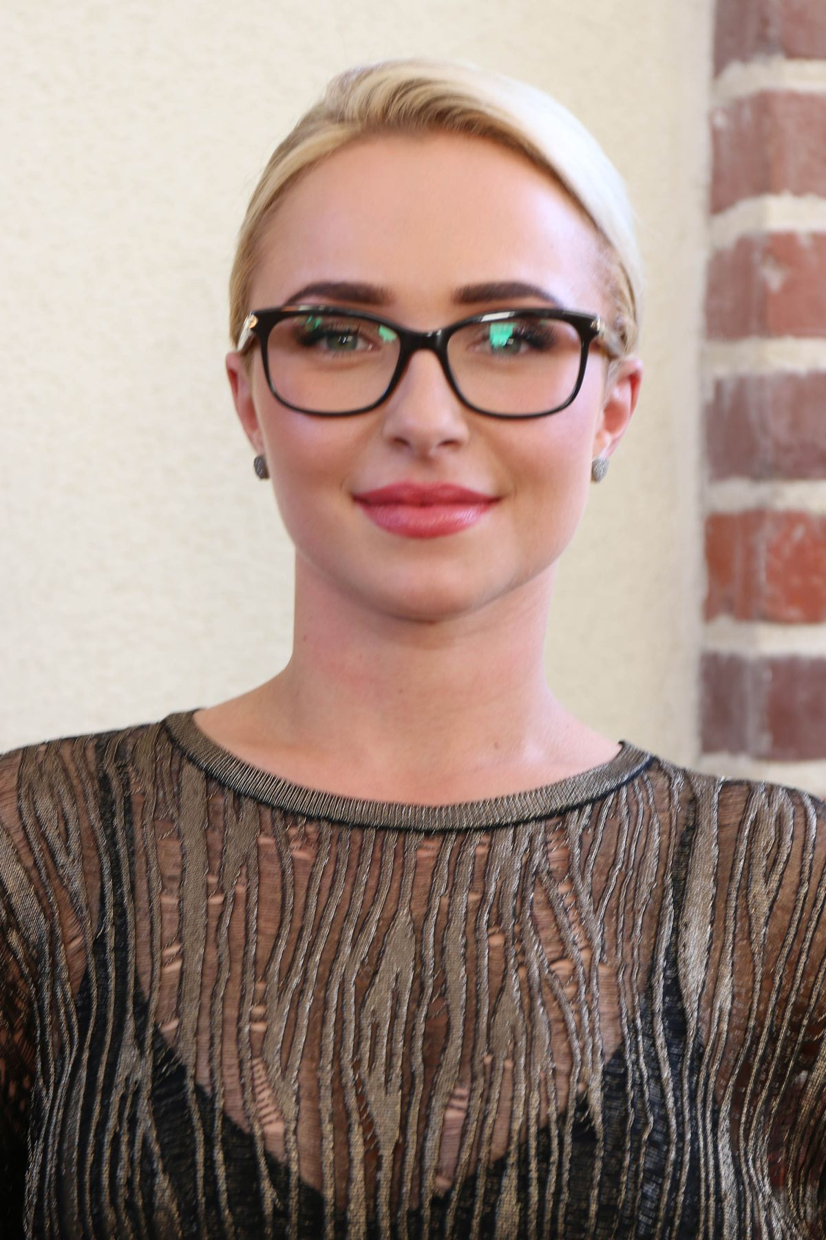 HAYDEN PANETTIERE at Nashville Press Conference in West Hollywood 03/02/2017