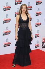 HERMIONE CORFIELD at Three Empire Awards in London 03/19/2017