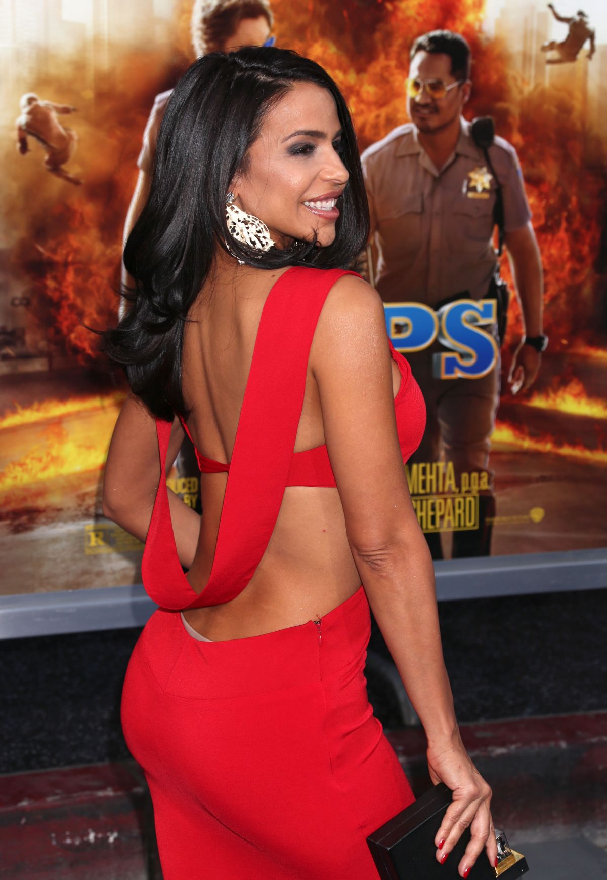 VIDA GUERRA at Chips Premiere in Los Angeles 03/20/2017 ...