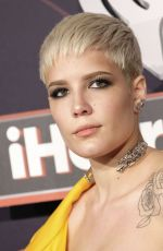 HALSEY at 2017 iHeartRadio Music Awards in Los Angeles 03/05/2017