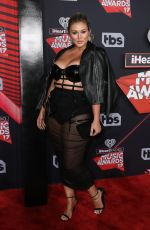 HUNTER MCGRADY at 2017 iHeartRadio Music Awards in Los Angeles 03/05/2017
