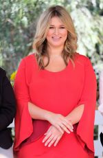 HUNTER MCGRADY at Home and Family Show in Los Angeles 03/08/2017