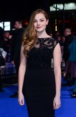 ISOBEL MEIKLE-SMALL at Another Mother's Son Premiere in London 03/16/2017