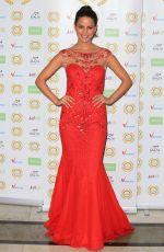 JENNA PEREZ at National Film Awards 2017 in London 03/29/2017