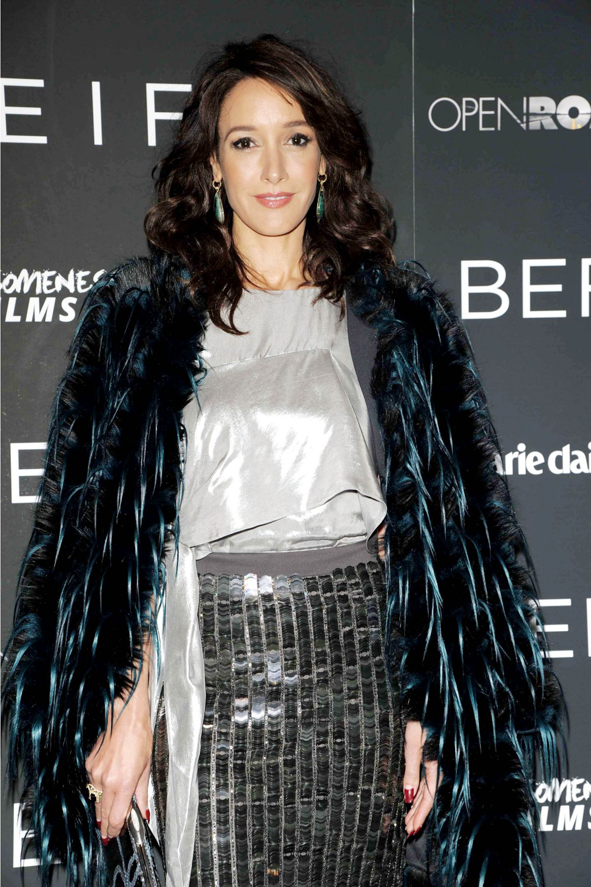 JENNIFER BEALS at 'Before I Fall' Special Screening in New York 02/28/2017