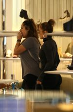 JENNIFER LOPEZ Shopping at Barneys New York in Beverly Hills 03/08/2017