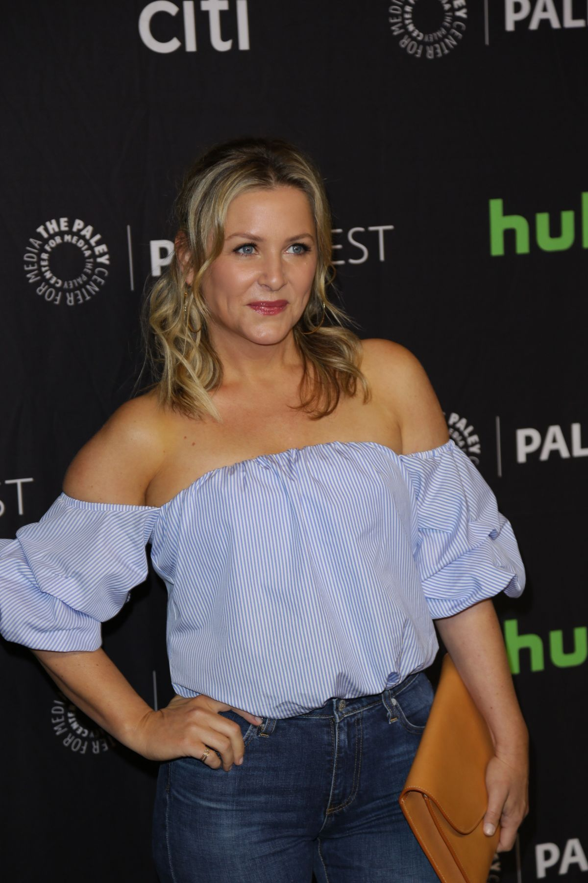 JESSICA CAPSHAW at 34th Annual PaleyFest in Los Angeles 03/19/2017