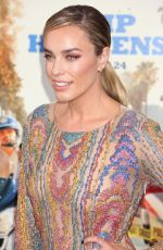 JESSICA MCNAMEE at Chips Premiere in Los Angeles 03/20/2017
