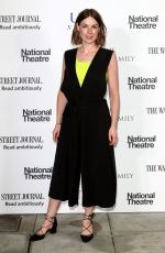 JESSICA RAINE at National Theatre Gala in London 03/07/2017