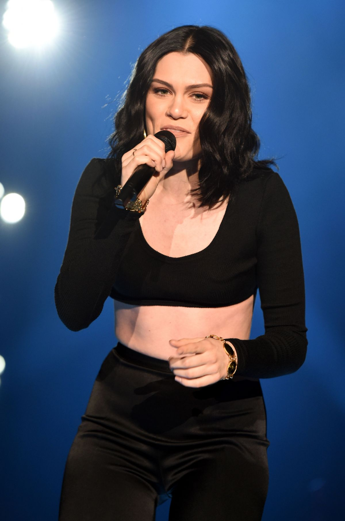 JESSIE J Performs at WE Day at Wembley Arena in London 03 ...