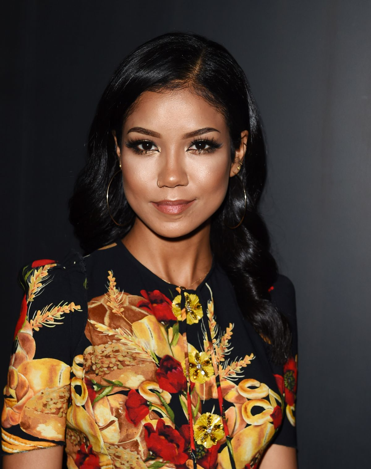 JHENE AIKO at Dolce & Gabbana New Vision and Millennials Party in Los Angeles 03/23/2017