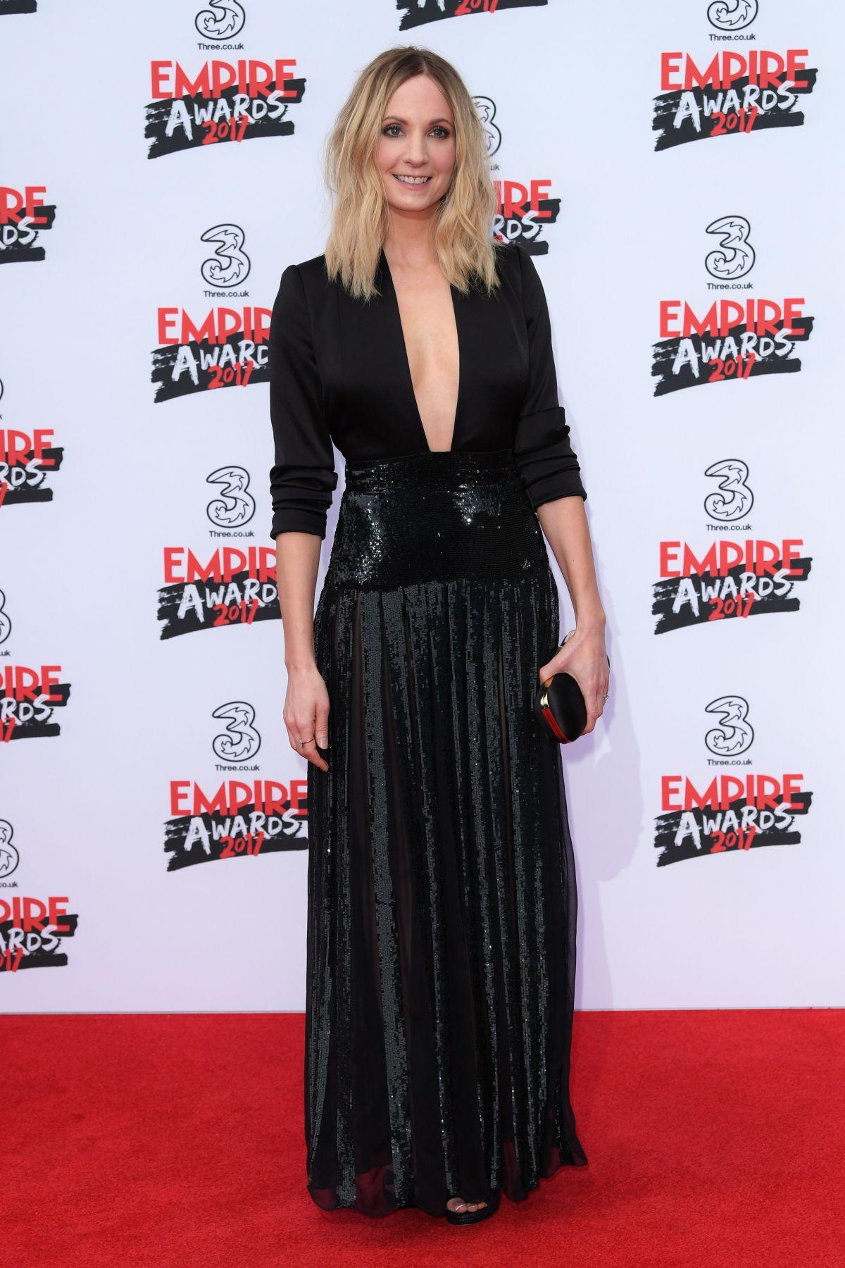 JOANNE FROGGATT at Three Empire Awards in London 03/19/2017