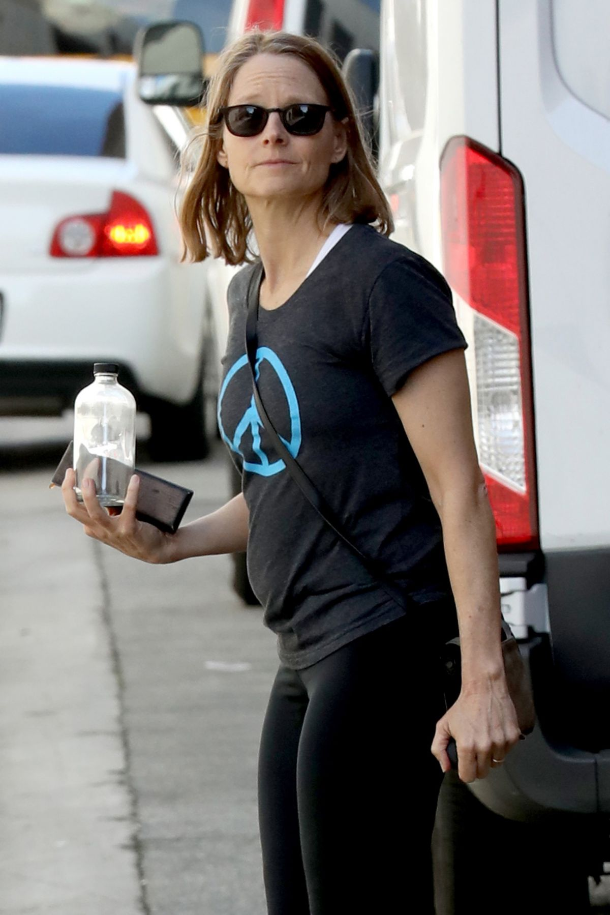 Jodie Foster Out And About In Los Angels 03 14 2017