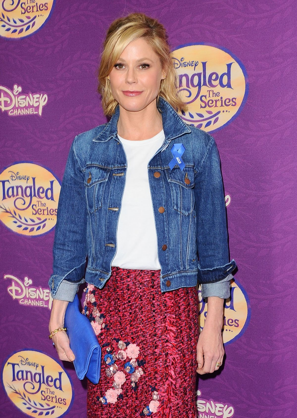 JULIE BOWEN at Tangled Before Ever After VIP Screening in Beverly Hills 03/04/2017