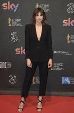 KASIA SMUTNIAK at David Di Donatello Awards in Rome 03/27/2017
