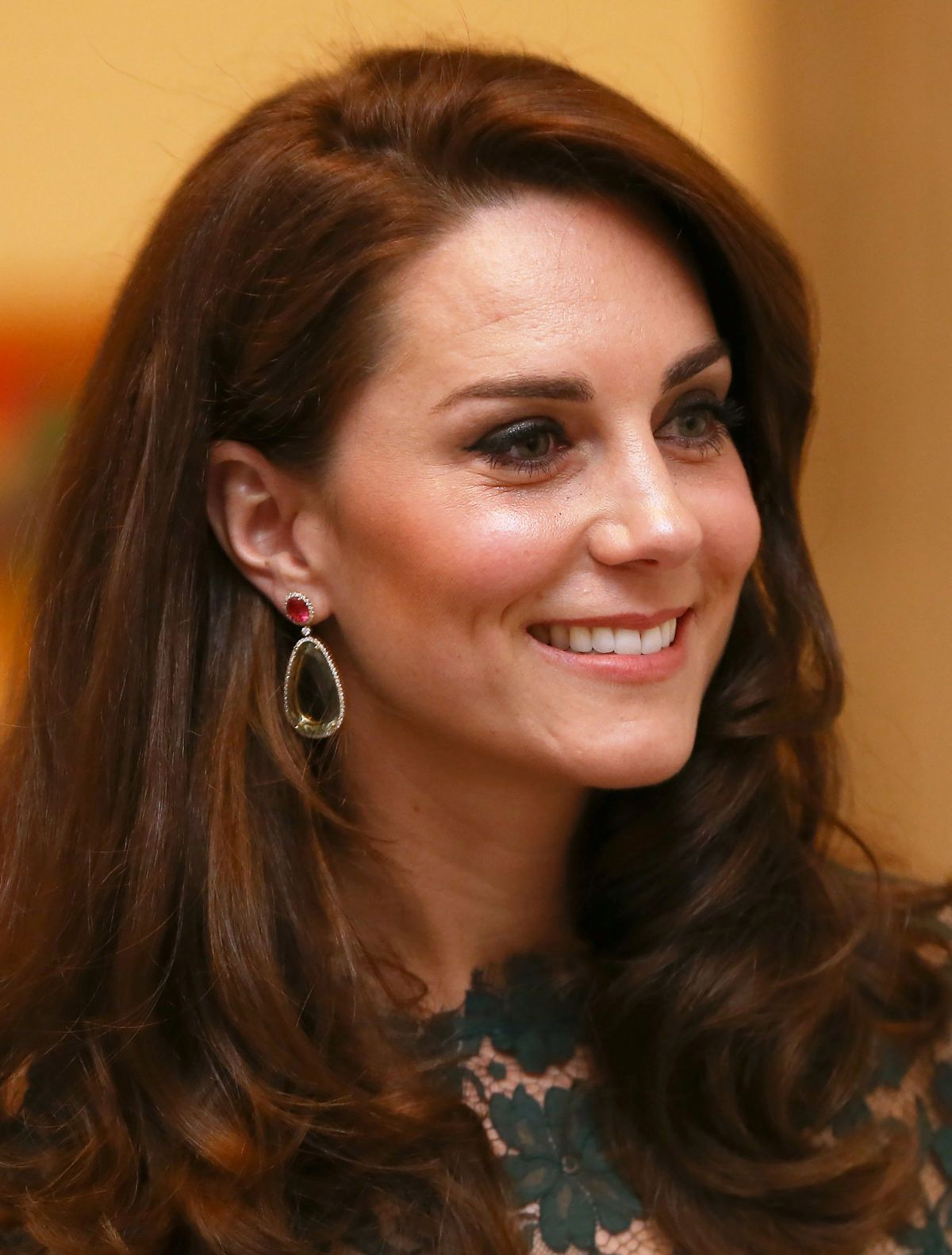 KATE MIDDLETON at 2017 Portrait Gala at National Portrait Gallery in London 03/28/2017