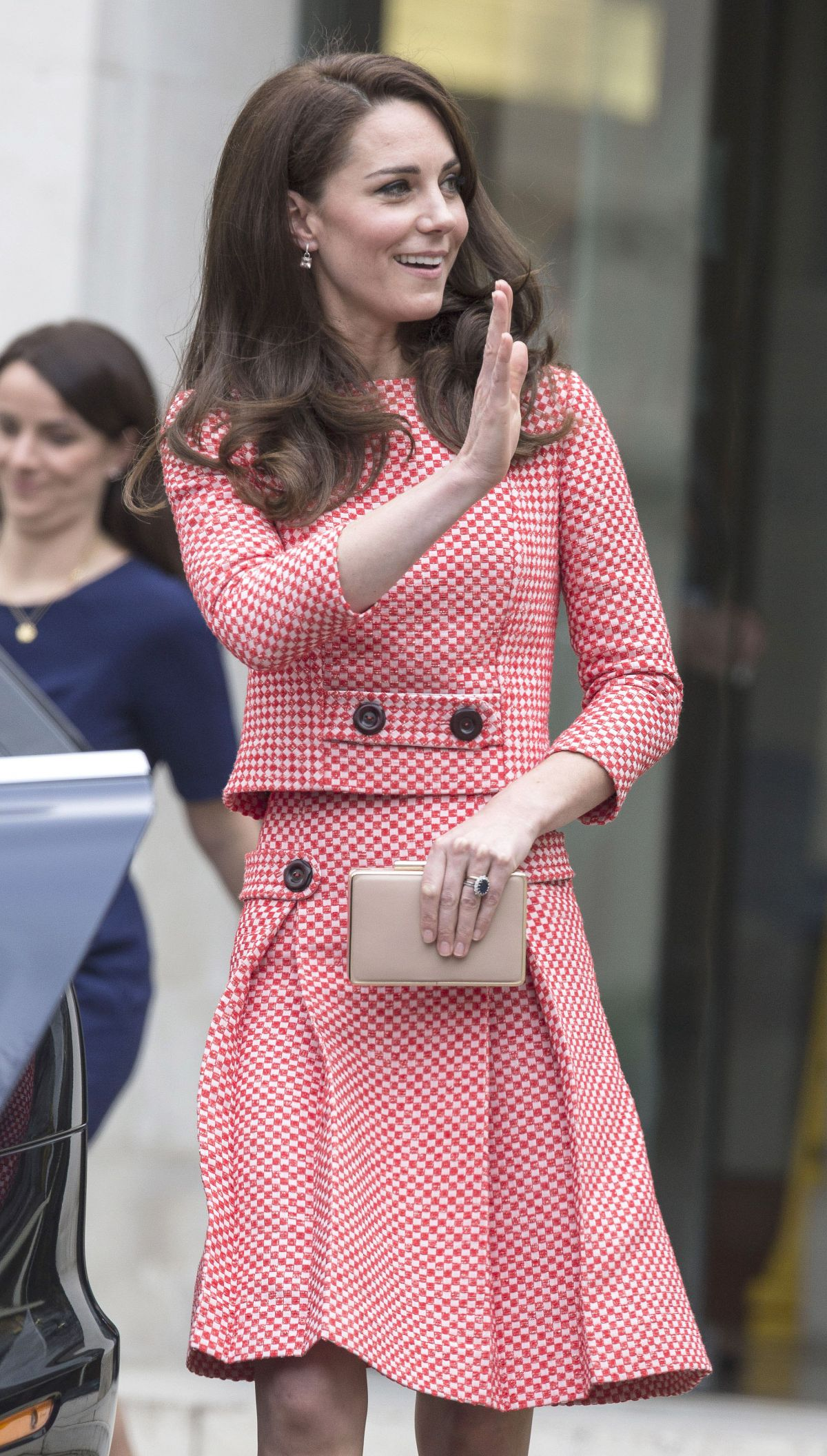 KATE MIDDLETON at Maternal Mental Health Films Launch in London 03/23/2017