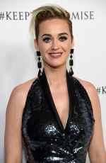 KATY PERRY at Elton John