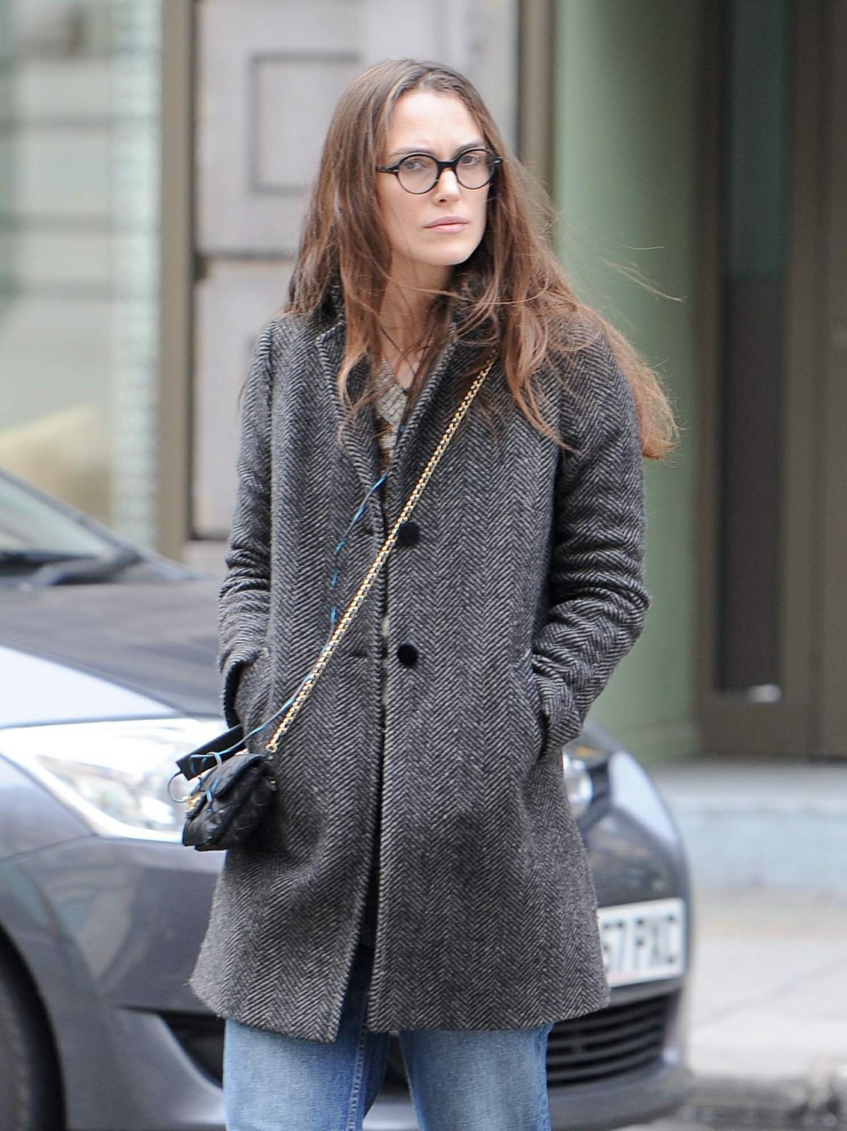 KEIRA KNIGHTLEY Out in London 03/23/2017 - HawtCelebs Keira Knightley