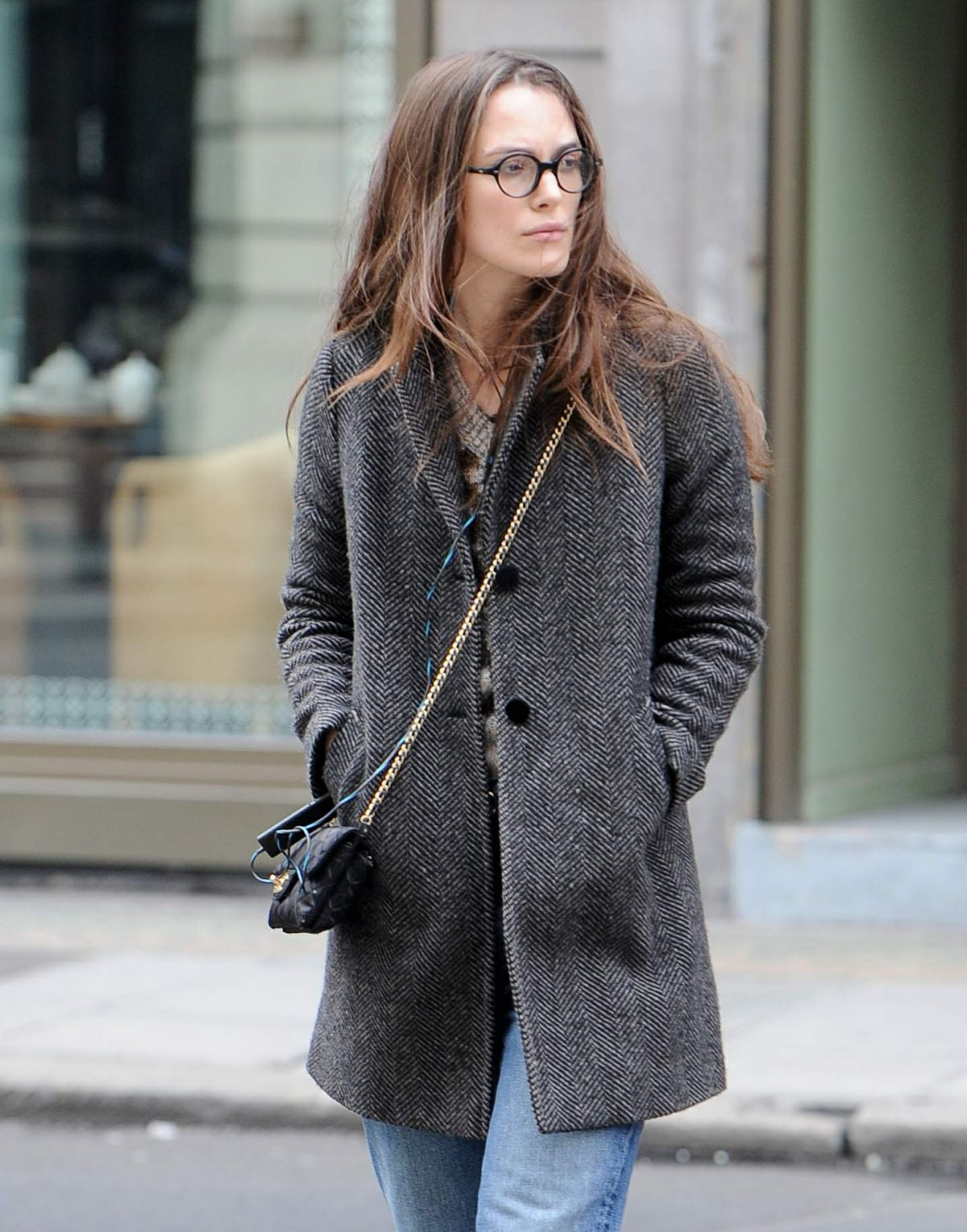 KEIRA KNIGHTLEY Out in...
