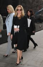 KELLIE PICKLER Arrives at Good Day New York in New York 03/21/2017