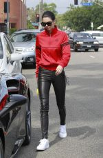 KENDALL JENNER Out in Beverly Hills 03/19/2017