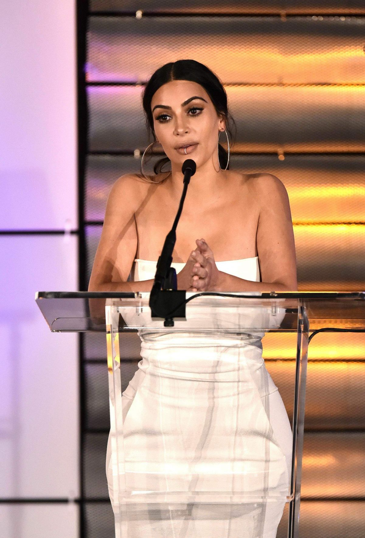 KIM KARDASHIAN at Family Equality Council