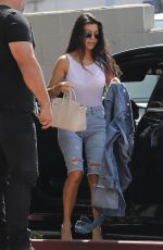 KOURTNEY KARDASHIAN Out in Los Angeles 03/19/2017