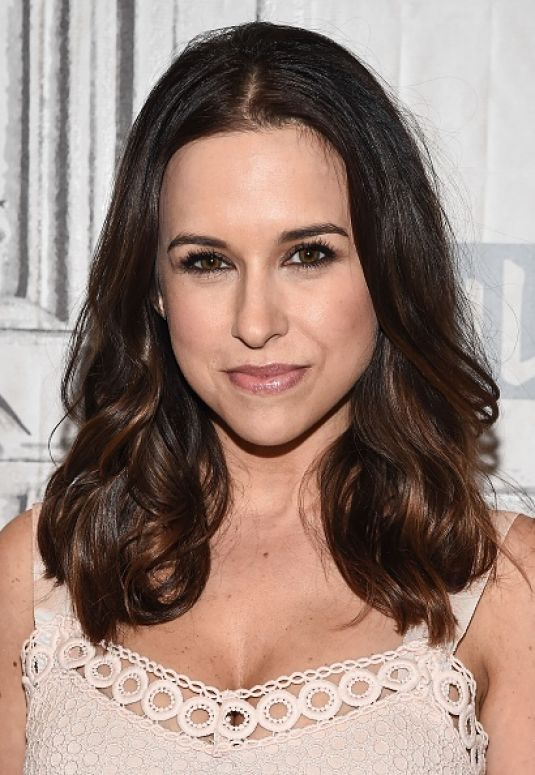 LACEY CHABERT at AOL Build Speaker Series in New York 03/29/2017