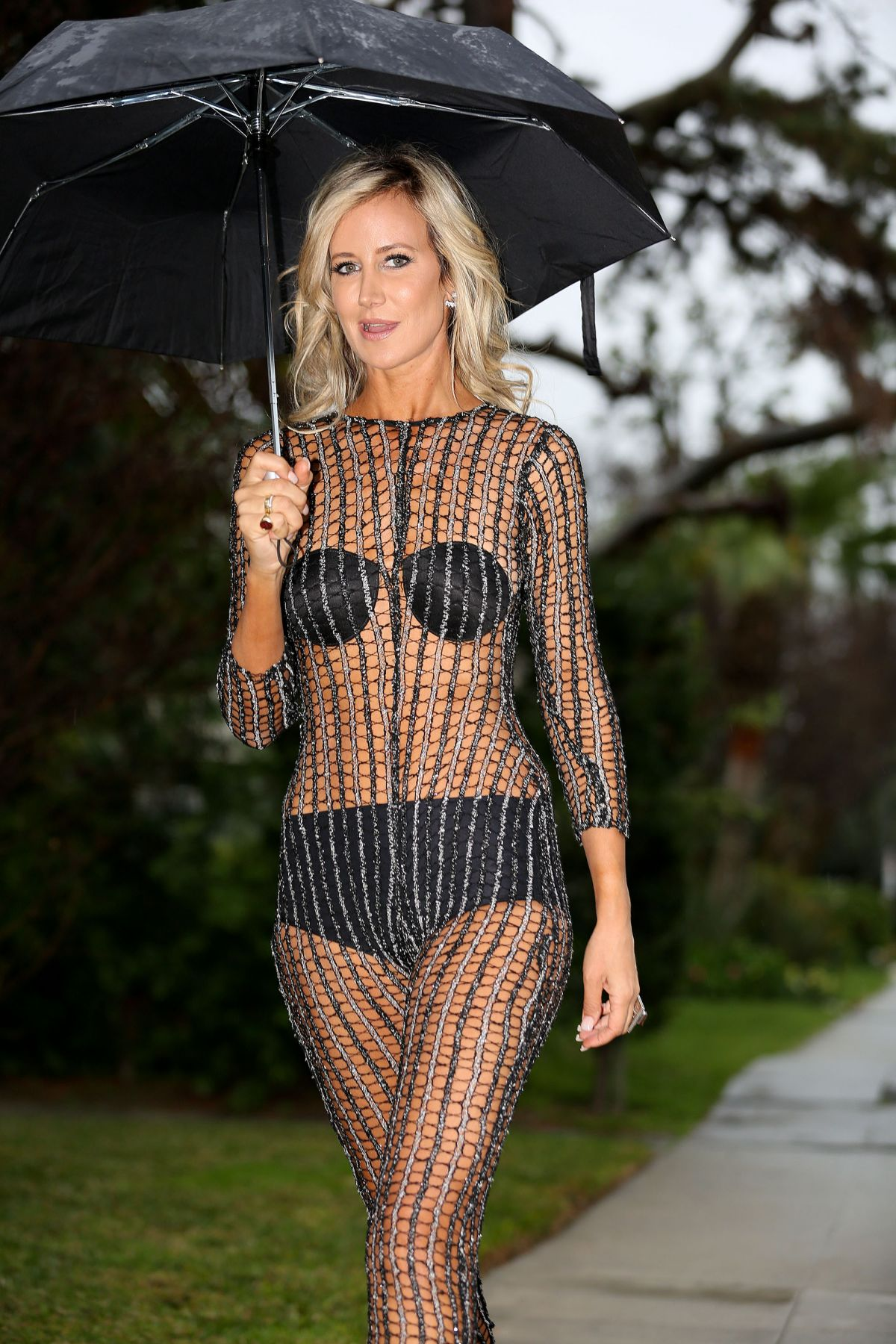 Watch Lady Victoria Hervey See Through video