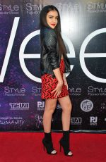 LILIMAR HERNANDEZ at Warrior II Collection Event in Hollywood 03/12/2017