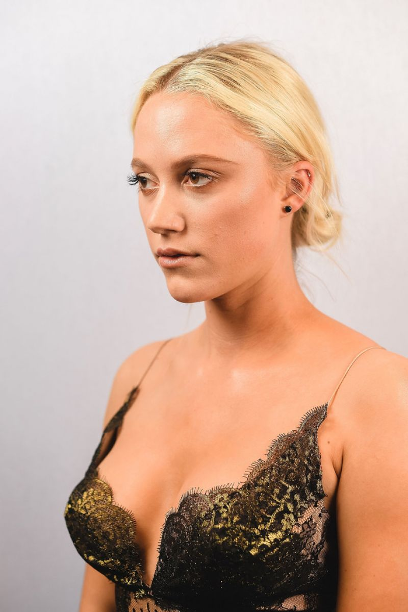 MAIKA MONROE at Hot Summer Nights Premiere at 2017 SXSW Festival in Austin 03/13/2017