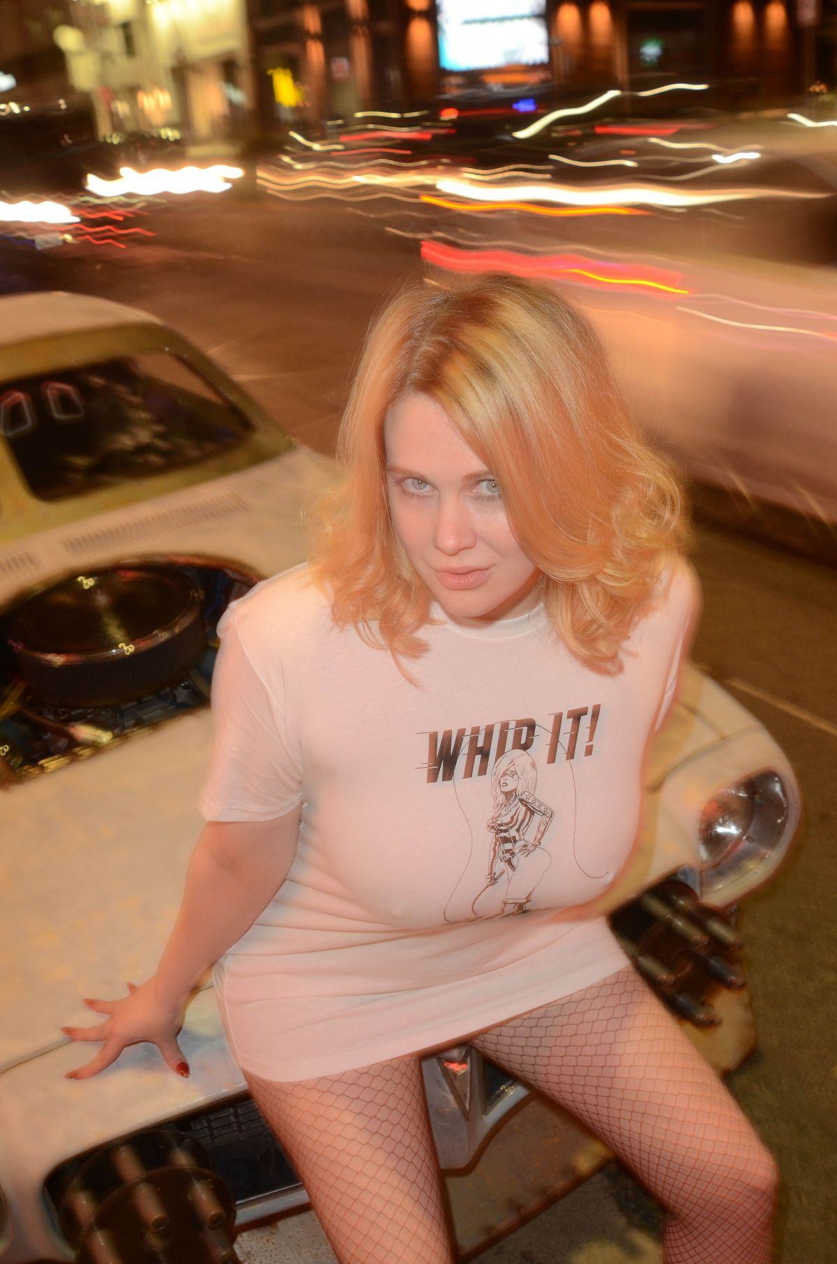 MAITLAND WARD at Meltdown Comics in Los Angeles 03/08/2017