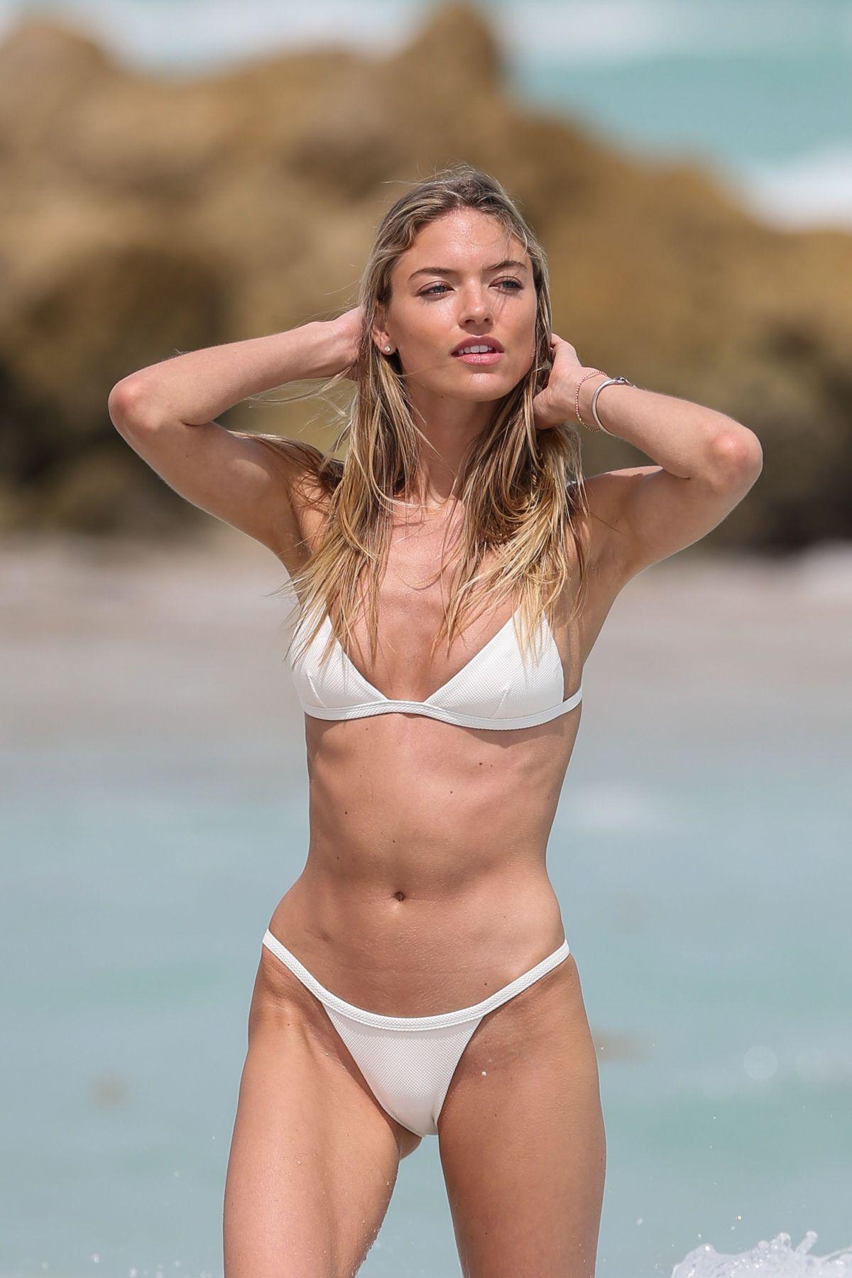 Bikini Martha Hunt nude photos 2019