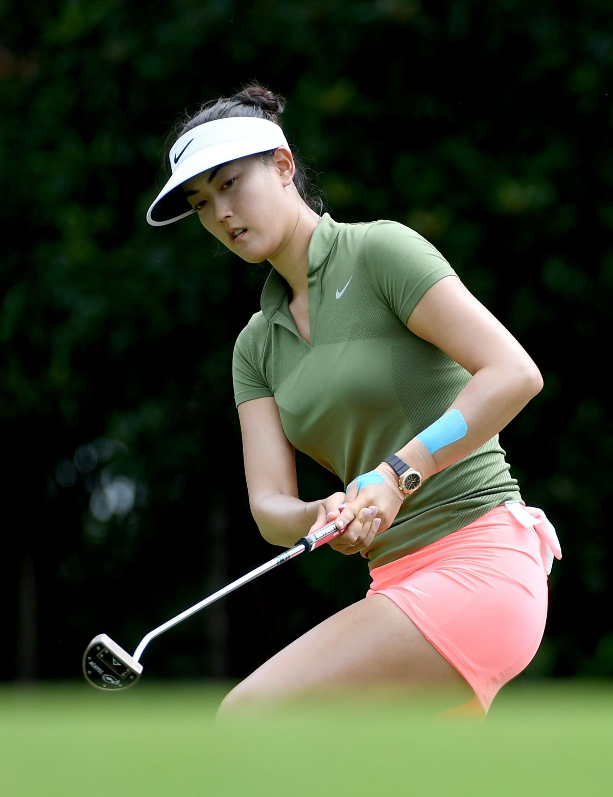 MICHELLE WIE at 2017 HCBC Women
