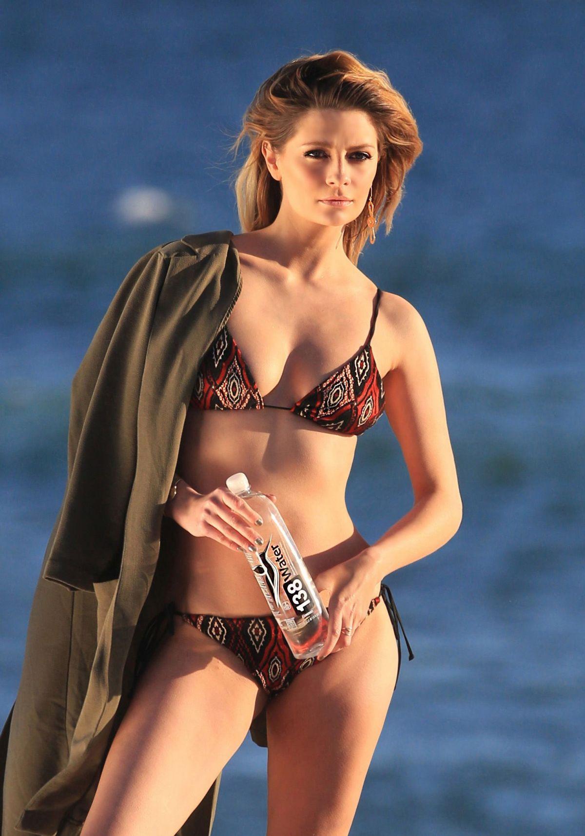 Mischa Barton In Bikini
