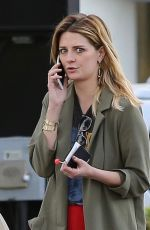 MISCHA BARTON Out and About in Studio City 03/05/2017