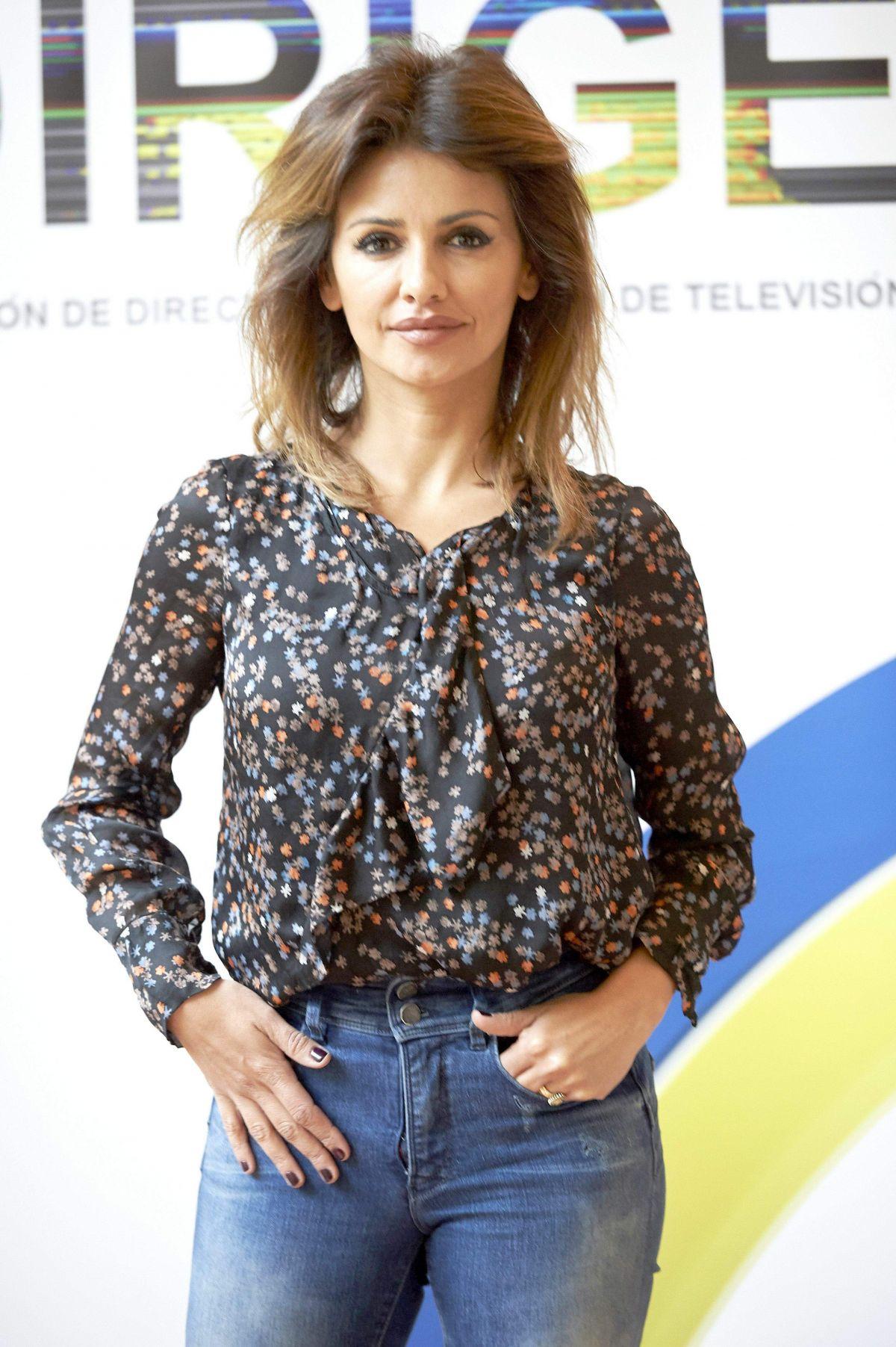 MONICA CRUZ at Dirige Photocall in Madrid 03/26/2017