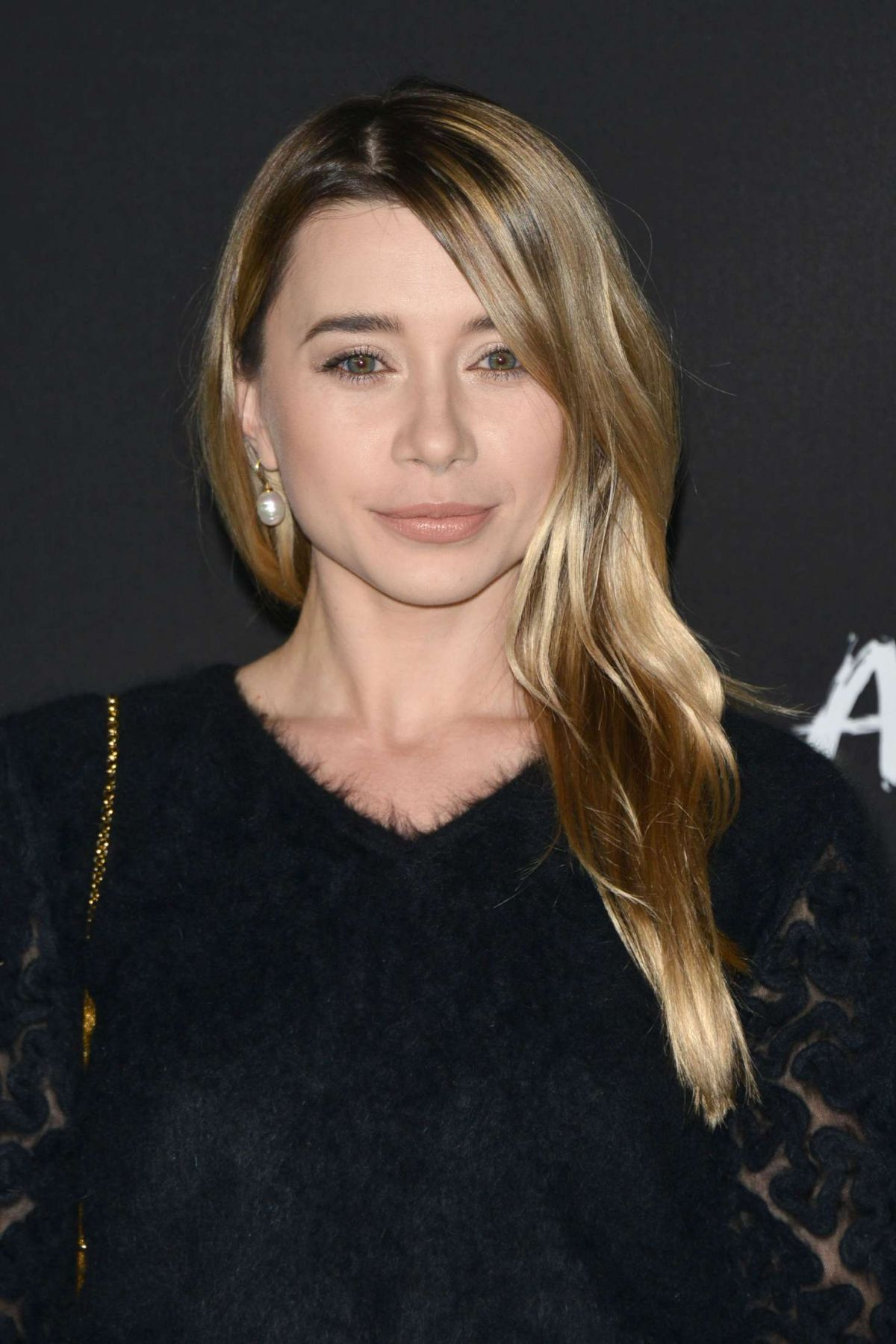 OLESYA RULIN at Before I Fall Premiere in Los Angeles 03/01/2017