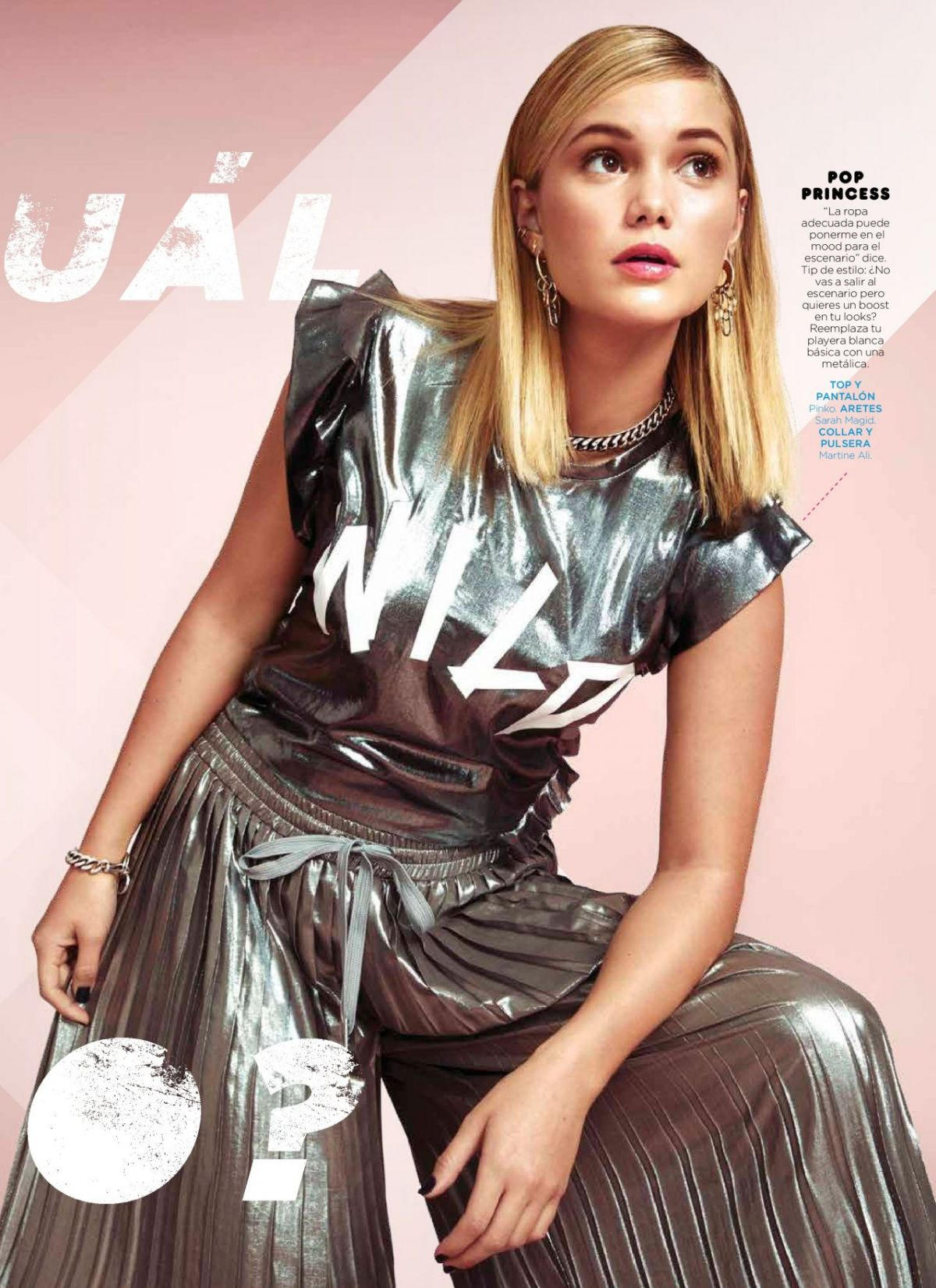 Fotos De Olivia Holt olivia holt in seventeen magazine, mexico april 2017