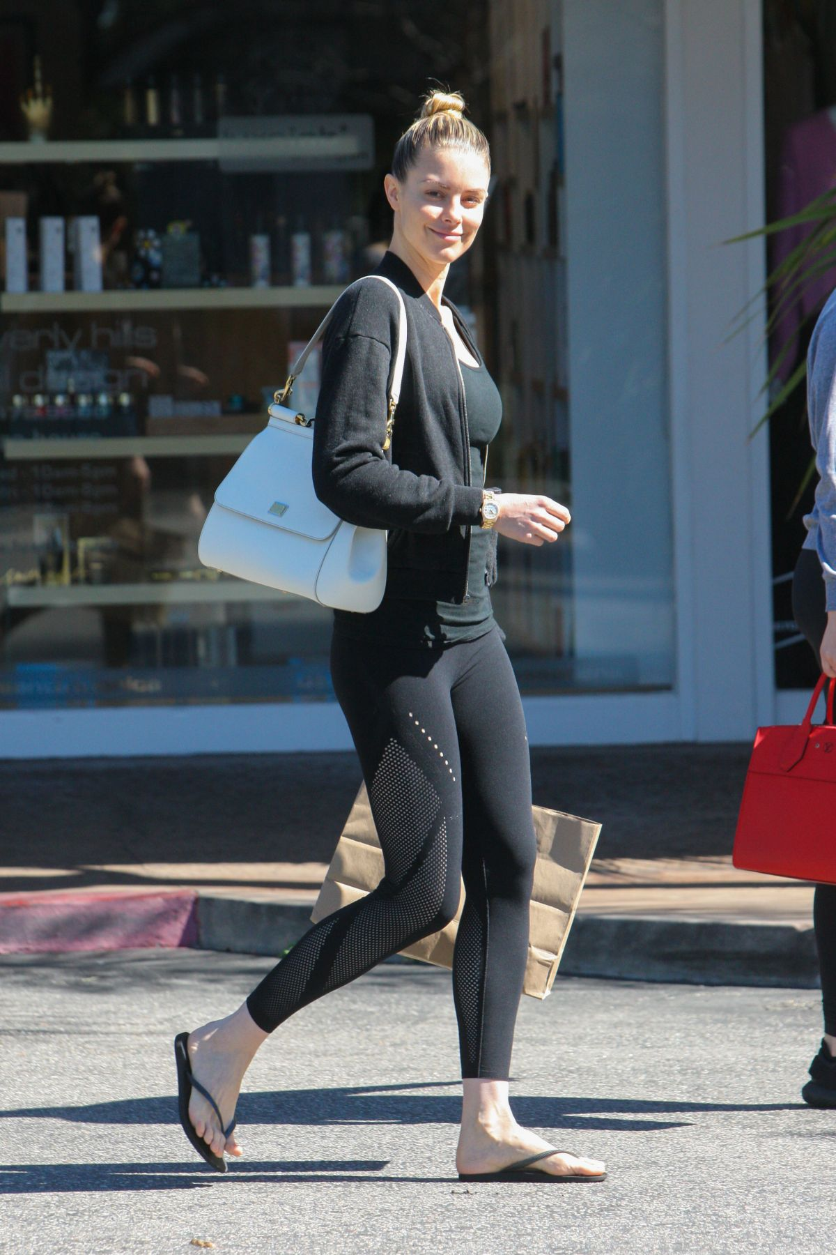 Paige butcher in spandex beverly hills nudes (73 image)