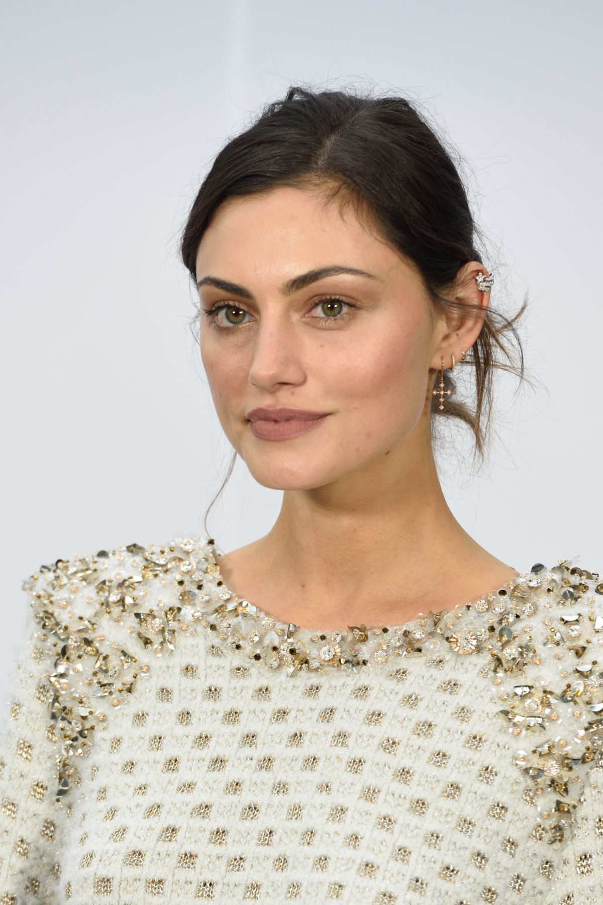 PHOEBE TONKIN at Chanel Fashion Show in Paris 03/07/2017 ...