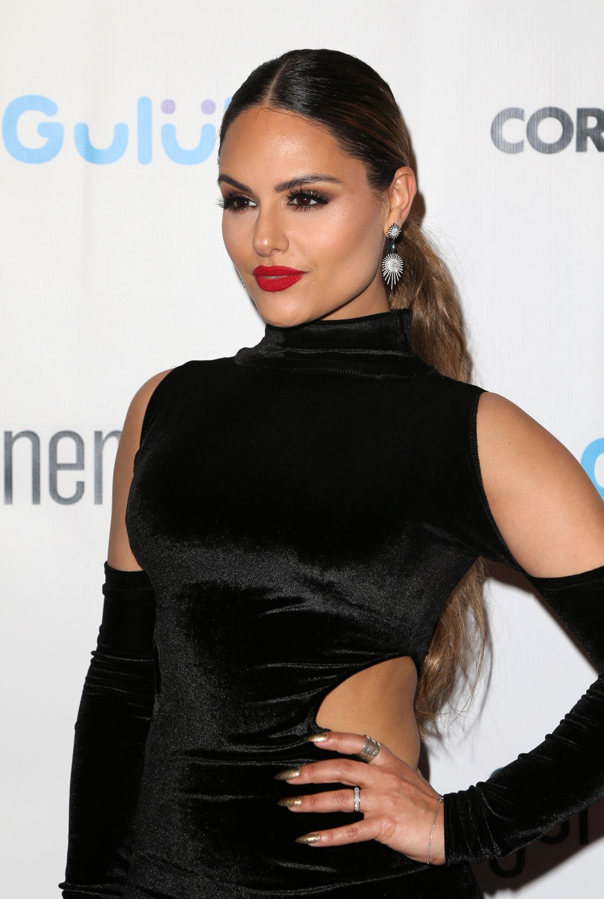PIA TOSCANO at World Water Day Celebration in Los Angeles 03/21/2017