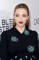 Pregnant AMANDA SEYFRIED at