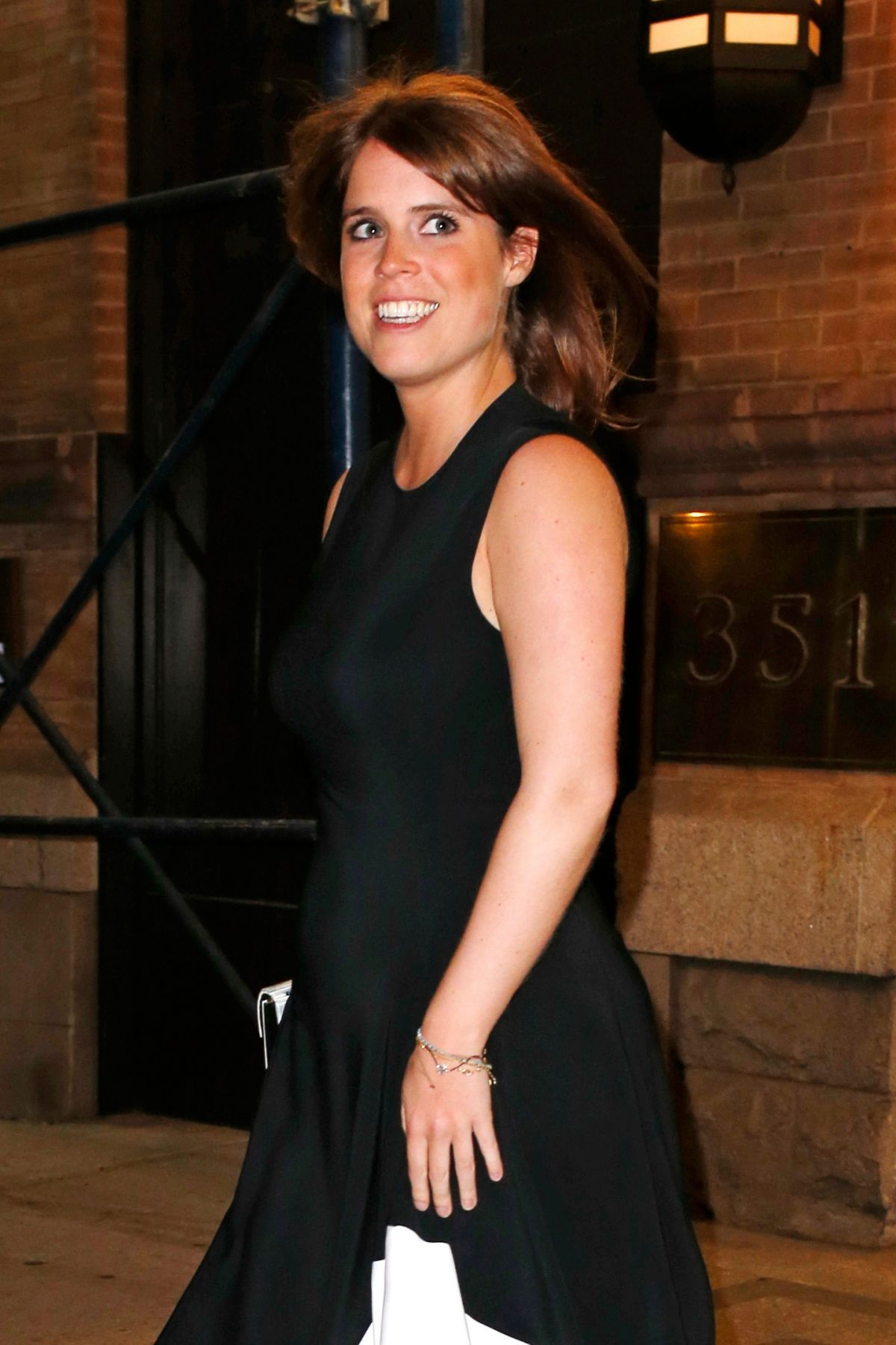 PRINCESS EUGENIE Out and About in New York 03/08/2017
